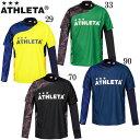 プラシャツインナーセット【ATHLETA】アスレタ サッカー フットサル ウェア プラシャツ18FW(02299)*20
