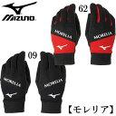 モレリア ブレスサーモグローブ【MIZUNO】ミズノ サッカー グローブ 手袋 18AW(P2MY8510) 20
