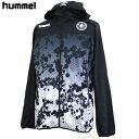 FC SKULL ウーブンフーデッドジャケット【hummel】ヒュンメル ジャージシャツ19SS (HAW2074ZS)*00