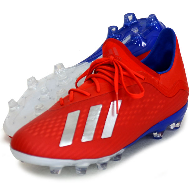 エックス 18.2-ジャパン HG/AG 【adidas】アディダス サッカースパイク X 19Q1(F97358)*43