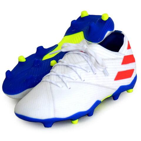 ネメシス メッシ 19.1 FG J 【adidas】アディダス ジュニア サッカースパイク NEMEZIZ 19Q3(F99934)*10