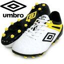 ユーエックスワン SL CLUB JR【UMBRO】アンブロ ● ジュニアサッカースパイク 15SS(UTS3523JWB)*58