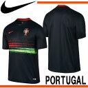 ポルトガル代表 DF ポルトガル S/S アウェイジャージ【NIKE】ナイキ 2015 レプリカシャツ 15SS(640853-010)*00