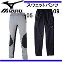スウェットパンツ【MIZUNO】ミズノ ●スウェット 15SS(32MD5150)※40