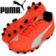 エヴォスピード 5.4 HG JR【PUMA】プーマ ● ジュニア サッカースパイク 15AW(103292-01)<※69>