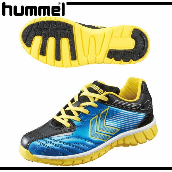 プリアモーレ 2TR【hummel】ヒュンメル ● ジュニア サッカートレーニングシューズ 15SS(HJS2209-63)※43
