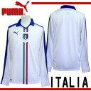 イタリア代表 FIGC LS アウェイレプリカシャツ【PUMA】プーマ レプリカウェア 15FW(747400-02)*20