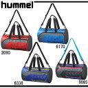 ロールボストンバッグ【hummel】ヒュンメル ●ボストンバッグ 15AW(HFB2030)※68