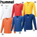 ジュニアL/Sインナーシャツ【hummel】ヒュンメル サッカー インナーウェア(HJP5140)*20