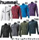 UT-ウォームアップジャケット【hummel】ヒュンメル サッカー トレーニングウェア 15AW(HAT2057)*20