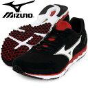 ウエーブクルーズ 10 WIDE【MIZUNO】ミズノ マラソンシューズ 陸上 15AW(U1GD156301)<※40>