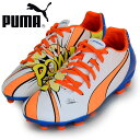 エヴォパワー 4.2 POP HG JR【PUMA】プーマ ● ジュニア サッカースパイク 15AW(103653-01)※68