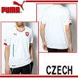 チェコ代表 アウェイレプリカシャツ【PUMA】プーマ ●サッカートレーニングウェア 14SS(744424-02)※71