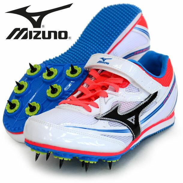 シティウスウィング 2【MIZUNO】 ミズノ 陸上スパイク トラック種目全般 走幅跳用 16SS(U1GA162460)<※20>