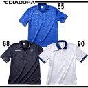 CSCジャガードシャツ【diadora】ディアドラ サッカー ポロシャツ16SS(FG6320)<※20>