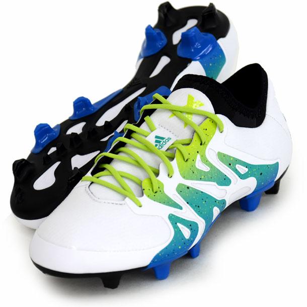 エックス15.1 FG/AG【adidas】アディダス ● サッカースパイク 16SS(S74596)X-SS ※45