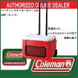 パーティースタッカーホイール付/50QT(レッド)【coleman】コールマン クーラーボックス16SS(2000010014)<※0>