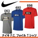 ナイキ F.C. フォイル Tシャツ【NIKE】ナイキ ● Tシャツ 16SS(810506-3P/063/480/696)*40
