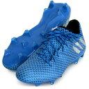 メッシ 16.1 FG/AG【adidas】アディダス ● サッカースパイク16FW(AQ3109)*42