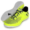 エース 16.3 CT【adidas】アディダス ● インドア フットサルシューズ16FW(S31940)<※41>Speed of Light Pack
