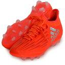 エックス 16.2-ジャパン HG【adidas】アディダス ● サッカースパイク16FW(S79546)*43