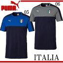 イタリア代表FIGC ITALIA トリビュート2006 バッジT【PUMA】プーマ ● レプリカウェア16FW(750656)*39