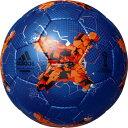 クラサバ フットサル ブルー【adidas】アディダス フットサルボール 3号球(小学生用)16FW(AFF3201B)*25