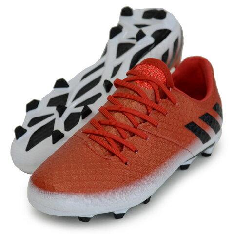 メッシ 16.1 FG/AG J 【adidas】アディダス ● ジュニア サッカースパイク17SS(BA9142)*63