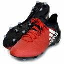 エックス 16.1 FG/AG【adidas】アディダス ● サッカースパイク17SS(BB5618)*50