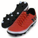 メッシ 16.3-JFA HG J【adidas】アディダス ● ジュニア サッカースパイク17SS(BB5653)*39