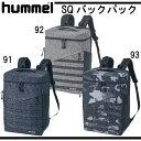 SQバックパック【hummel】ヒュンメル バックパック 17SS(HFB6068)*20