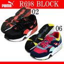 R698 BLOCK【PUMA】プーマ ● ランニングシューズ(360030)*61