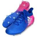 エックス 16.1 FG/AG【adidas】アディダス ● サッカースパイク X17SS(BB5619)*42