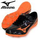 ジオサイクロン【MIZUNO】 ミズノ 陸上スパイク 100〜400m ハードル用17SS(U1GA171554) 43