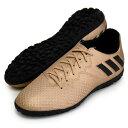 メッシ 16.3 TF J【adidas】アディダス ● ジュニア サッカー トレーニングシューズMESSI 17SS(BA9859)*47