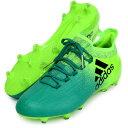 エックス 16.1 FG/AG【adidas】アディダス ● サッカースパイク X 17SS(BB5839)*33
