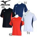 半袖 Tシャツ メンズ【MIZUNO】ミズノ ● スポーツウェア Tシャツ17SS(12JA7Q83) 32