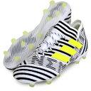 ネメシス 17.1 FG/AG【adidas】アディダス サッカースパイク NEMEZIZ17FW(BB6075)*10