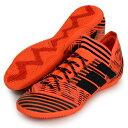 ネメシス タンゴ 17.3 IN【adidas】アディダス ●フットサルシューズ インドアNEMEZIZ 17FW(BY2815)*36