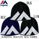 Sports, Outdoors - Authentic Practice Knit Cap【Majestic】マジェスティック 野球キャップ17AW(MK-XM13MAJ0010)*22