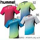 HPFC-プラクティスシャツ【hummel】ヒュンメル ● サッカー プラシャツ18SS(HAP1131)*74
