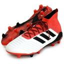 プレデター 18.1 FG/AG【adidas】アディダス ● サッカースパイクPREDATOR 18SS(CM7410)*36