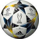 UEFAチャンピオンズリーグ17-18 フィナーレ キエフ ミニ【adidas】アディダス サッカーボール 1号球18SS(AFM1400KI)*20