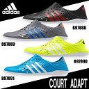 COURTADAPT コートアダプト【adidas】アディダス サンダル ビーチサンダル 15SS(F97888 F97889 F97890 F97891)<※30>
