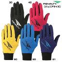 フィールドアクショングローブ 手袋【penalty】ペナルティー ジュニアアクセサリー 19fw r1(pe9711j)*10