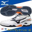 ウエーブセンセーション AC【MIZUNO】ミズノ テニスシューズ 15SS(61GA1540)※26