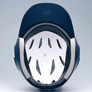 ヘルメット(少年軟式用)両耳付打者用【MIZUNO】ミズノ少年軟式用ヘルメット15SS(1DJHY101)