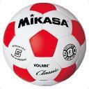 サッカー5号 縫い レッド【MIKASA】ミカササッカーmikasa(SVC500WR)*21