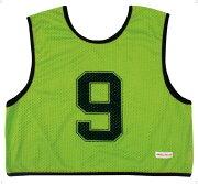 ゲームジャケット ハーフ10枚 Kグリーン【MIKASA】ミカサマルチSP11FW mikasa(GJH10KG)*20