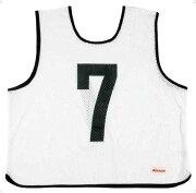 ゲームジャケット レギュラーサイズホワイト【MIKASA】ミカサマルチSP11FW mikasa(GJR2W)*20